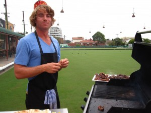 Barefoot Bowls and BBQs