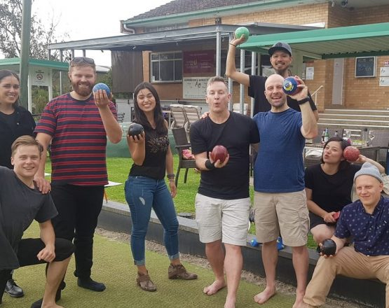 Lawn Bowls Corporate Events