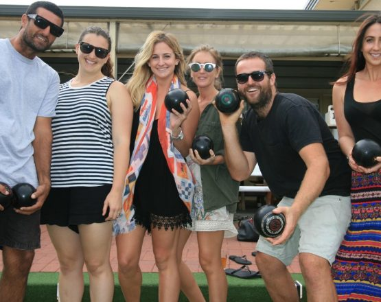 Barefoot Bowls Brisbane